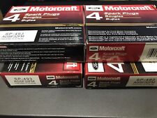 8pc OEM Genuine FORD Spark Plugs Motorcraft SP493 AGSF32PM 4.6L 5.4L V8 sp-493