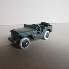 851 Vintage Dinky 80B Jeep Willys Hotchkiss 1/50