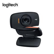 Logitech C525 720p HD Webcam With Autofocus 8MP Camera 360 Rotating Built-in Mic