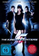 The King of Fighters - DVD Action Gebraucht - Gut