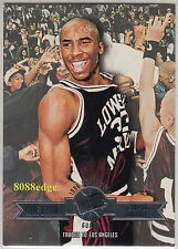 1996 PRESS PASS DRAFT PICK: KOBE BRYANT #13 LOS ANGELES LAKERS LOTTORY PICK