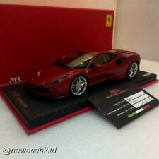 Ferrari F8 Tributo Rosso Fuoco MR COLLECTION 1/18 #FE027SE