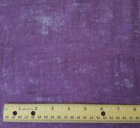 1 yd On Top of the World Santoro Quilting Treasures Lavender Purple Blender