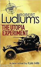Robert Ludlum's The Utopia Experiment, Book, New