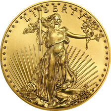 $50 Gold American Eagle 1 oz. Brilliant Uncirculated Random Year