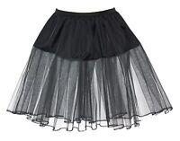 Full Circle Underskirt 50's 60s Under Slip Rock n Roll Fancy Dress Petticoat UK