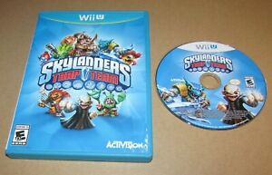 Skylanders Trap Team (Game Only) for Nintendo Wii U Fast Shipping