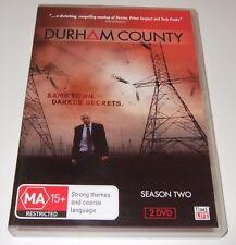 Durham County : Season 2 (DVD, 2010, 2-Disc Set)