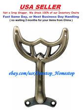 "1 - 52"" Antique Brass Ceiling Fan Blade Arm, Replacement Bracket,  NEW"