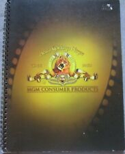 MGM Consumer Products Licensing Guide 2008 Hobbit Robocop Rangers Apprentice