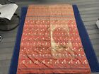 Large Antique Chinese Silk Brocade Panel 100 Boys Theme Qing Period