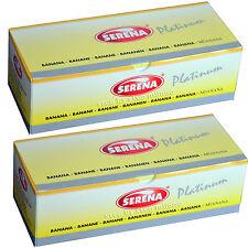 288 Preservativi Profilattici Serena BANANA 2 Confezioni sigillate + Durex