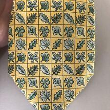Hermes Silk Tie Necktie 7724 OA