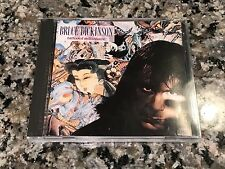 Bruce Dickinson Tattooed Millionaire New Sealed Cd! Iron Maiden Dio Ozzy AC/DC