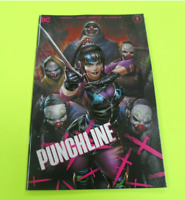 PUNCHLINE special #1 one shot DERRICK CHEW exclusive variant 1st print DC 2020