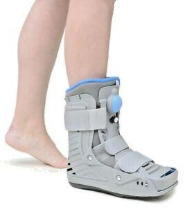 Short AIR Walker Boot - Protective Fracture Boot, Lightweight NHS Medical Boot