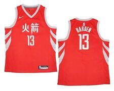 771291b09a4 Youth Nike James Harden Houston Rockets City Edition Swingman Jersey L  (14/16)