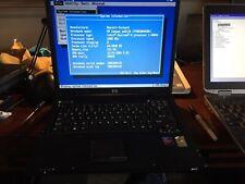 COMPAQ/HP NX6110 LAPTOP Intel Pentium 1.60GHz 512MB RAM 40GB HD Win XP