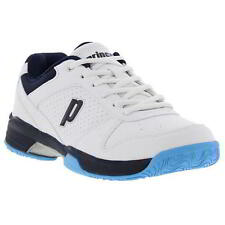 Prince Advantage Lite Mens White All Court Tennis Shoes Trainers Size UK 6-12