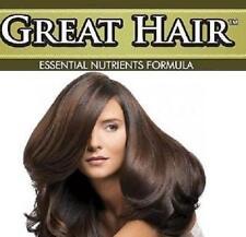 Pérdida de cabello Pastillas nuevo crecimiento fortalece evita que se detiene calvicie divide adelgazamiento