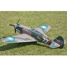 Fms P-40B Tomahawk Flying Tigers Plug N Play 1400mm