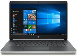 "HP 14-CF1502SA 14"" Intel i7-8565u upto 4.6GHz 512GB SSD 8GB Laptop Silver Win 10"