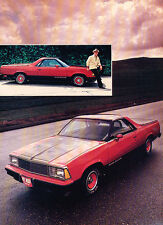 1980 GMC Caballero Diablo Del Calle Original Car Review Print Article J502