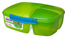 Sistema Verde Triple División 2l Multi compartimento FIAMBRERA Yogur MACETA
