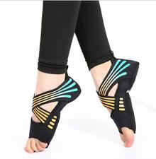 Women Silicone Non Slip Yoga Pilates Dance Fitness Socks Neoprene Anti-skid Sock