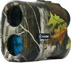 TecTecTec ProWild Hunting Rangefinder - Laser Range Finder for Camo