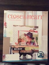 Close To My Heart Spring/Summer 2014 Idea Book