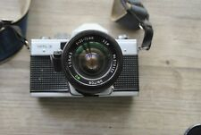 Praktica MTL 3 Film Camera with Unitor MC 35-70mm 1:3.5/4.5 Lens German USED