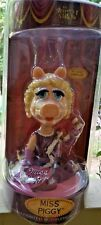 MISS PIGGY BOBBLEHEAD DOLL MUPPET SHOW 25 YEARS ANNIVERSARY MINT CONDITION NIB