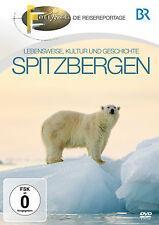 DVD Spitzbergen f 13 de BR Fernwe il Magazine voyage avec Insidertipps sur