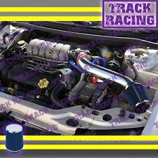 95-00 DODGE STRATUS CHRYSLER SEBRING CIRRUS V6 LONG AIR INTAKE KIT Red Blue 2