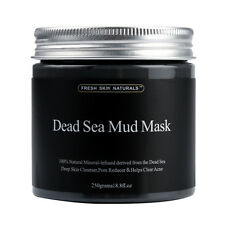 Dead Sea Mud Mask for Face & Body 100% Natural Spa Quality - Best Pore Reducer