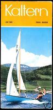 Prospekt, Kaltern am See, Südtirol, 1969