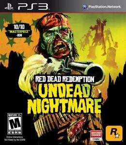 Red Dead Redemption - Undead Nightmare Collection Edition - Sony Playstation 3