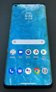 Motorola edge XT2063-3 - 256GB - Solar Black (Factory Unlocked) (Single SIM)