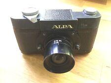 ALPA 11a Vintage Camera SLR - Collectable - Untested