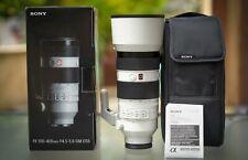 Sony 100-400mm f/4.5-5.6 OSS GM FE Lens