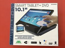 """SYLVANIA 10.1"""" Quad Core 16gb Android Tablet DVD Player - 058465817473"""