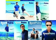 ROYAL PAINS TV SERIES COMPLETE SEASONS 1 - 6 New Sealed DVD Season 1 2 3 4 5 6