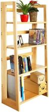 Wood Modern 4 Bookcases, Shelving & Storage Furniture