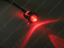 "Red LED Pilot Light Dash Signal Indicator Warning Brake 47"" Mood Accent"