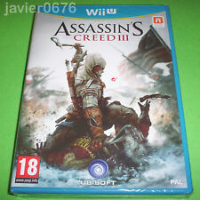 Juego Wii u Assassins Creed III 2329897