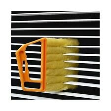 Venetian Blinds Duster Vertical Blind Cleaner Dust Cleaning 7 Prongs Brush Slats