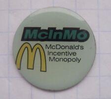 M/mcinmo Monopoly... McDonald's - PIN (155 C)