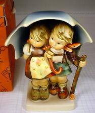 "Vintage Goebel Hummel 6"" Figurine-#71 Stormy Weather In Original Box"