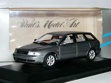 Minichamps 1995 Audi A4 Avant Metallic Grey 1/43